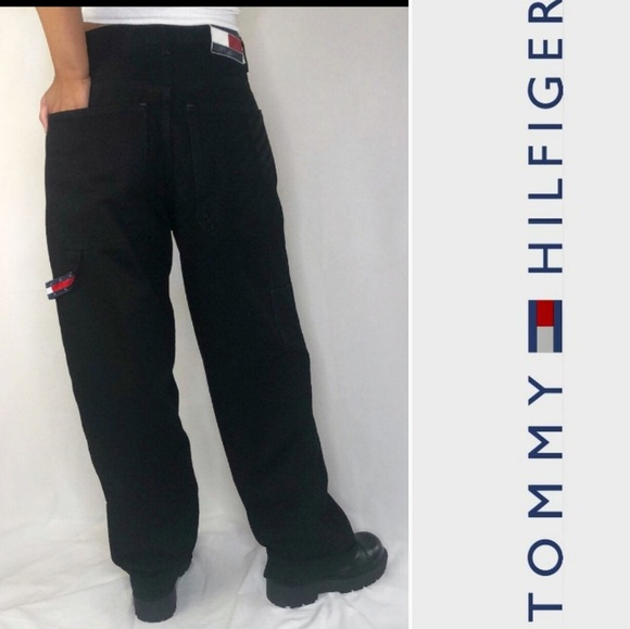Tommy Hilfiger Other - VTG 90s Tommy Hilfiger Carpenter Jeans